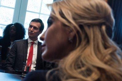 Jared Kushner, Ivanka Trump, Democrats