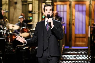 John Mulaney Hosts 'SNL'