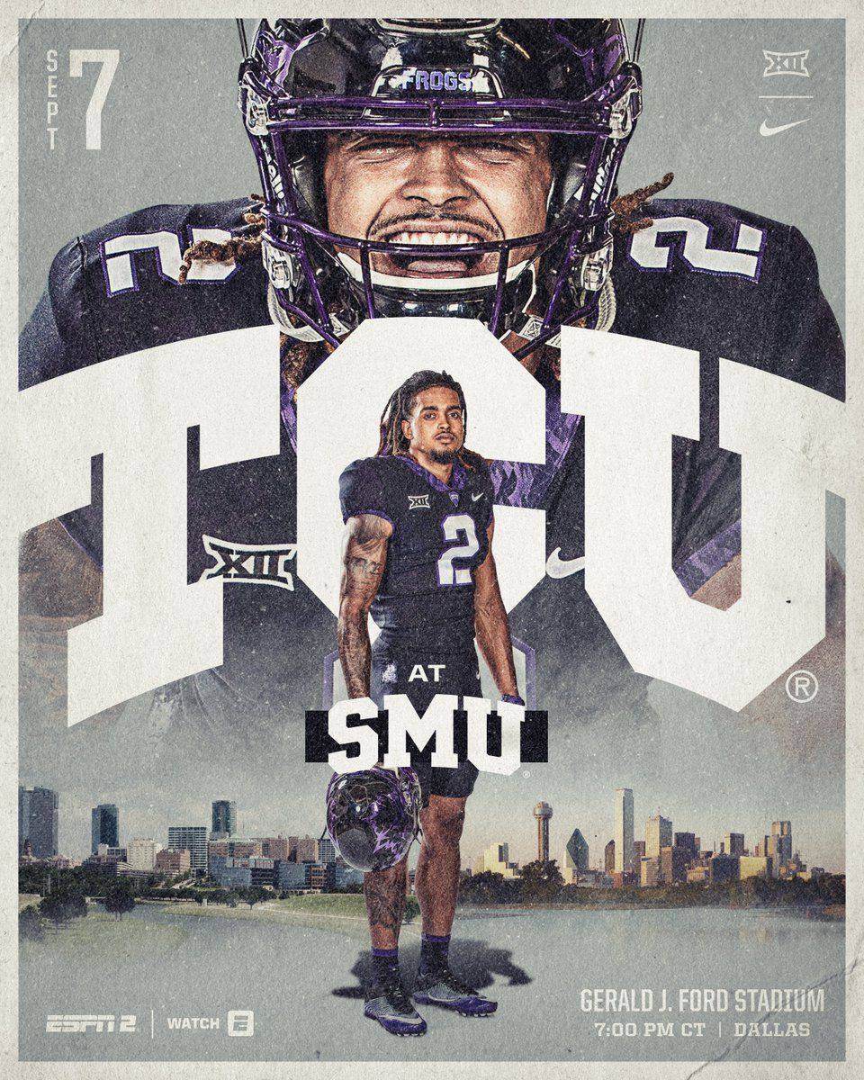 TCU vs. SMU TV Channel, Live Stream, Time, Live Score ...
