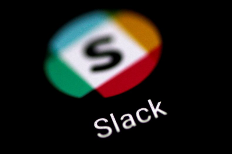Slack down not working