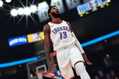 NBA 2K19 Paul George release time
