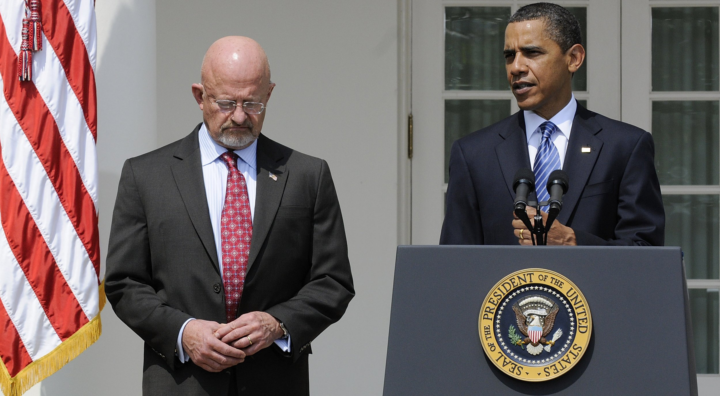 Obama Administration Actually Made Staff Take Lie Detector Tests to Stop Leaks