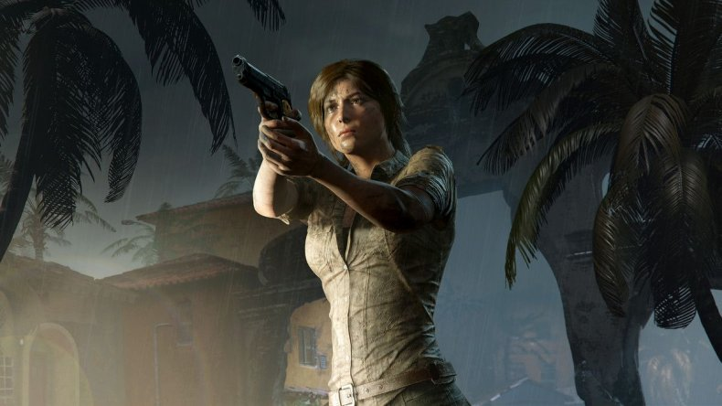 Shadow Of The Tomb Raider Review Good Intentions Are Marred By Bad Choices