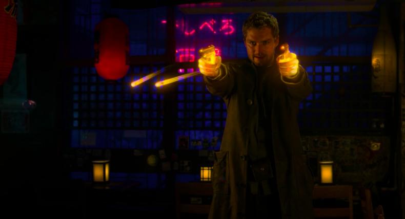 who is orson randall iron fist season 2 gun-fu explained