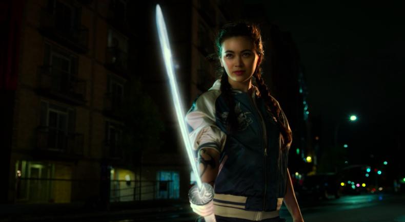 Colleen Wing iron fist season 2