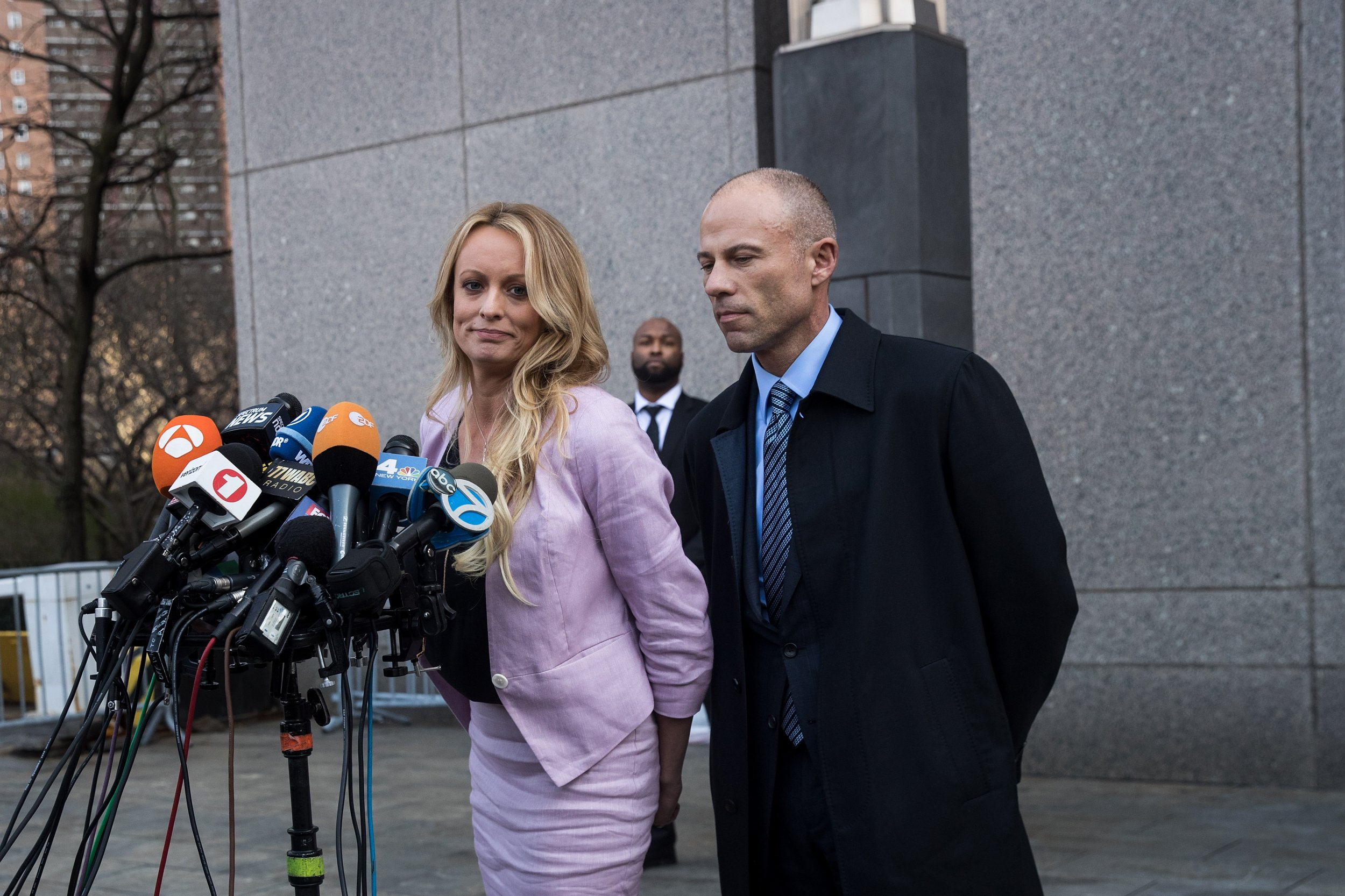 Watch: Stormy Daniels TV Interview: Cohen Guilty Plea Was One of The Best Days of My Life
