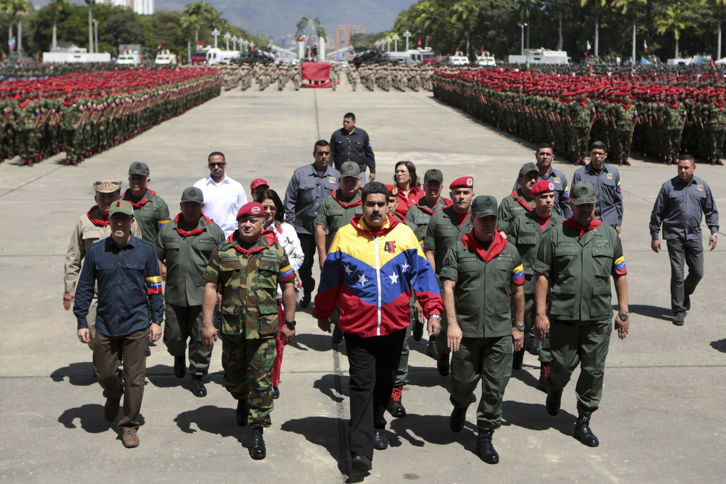 Trump Administration Held Secret Meetings, Planned Coup With Opposition to Overthrow Venezuelan President: Report
