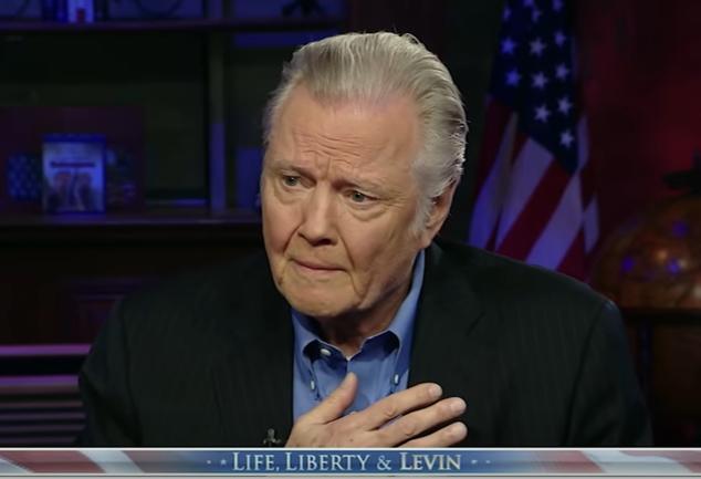 Watch Jon Voight Cries On Fox News Over Our Man Donald Trump, Thank God-1654