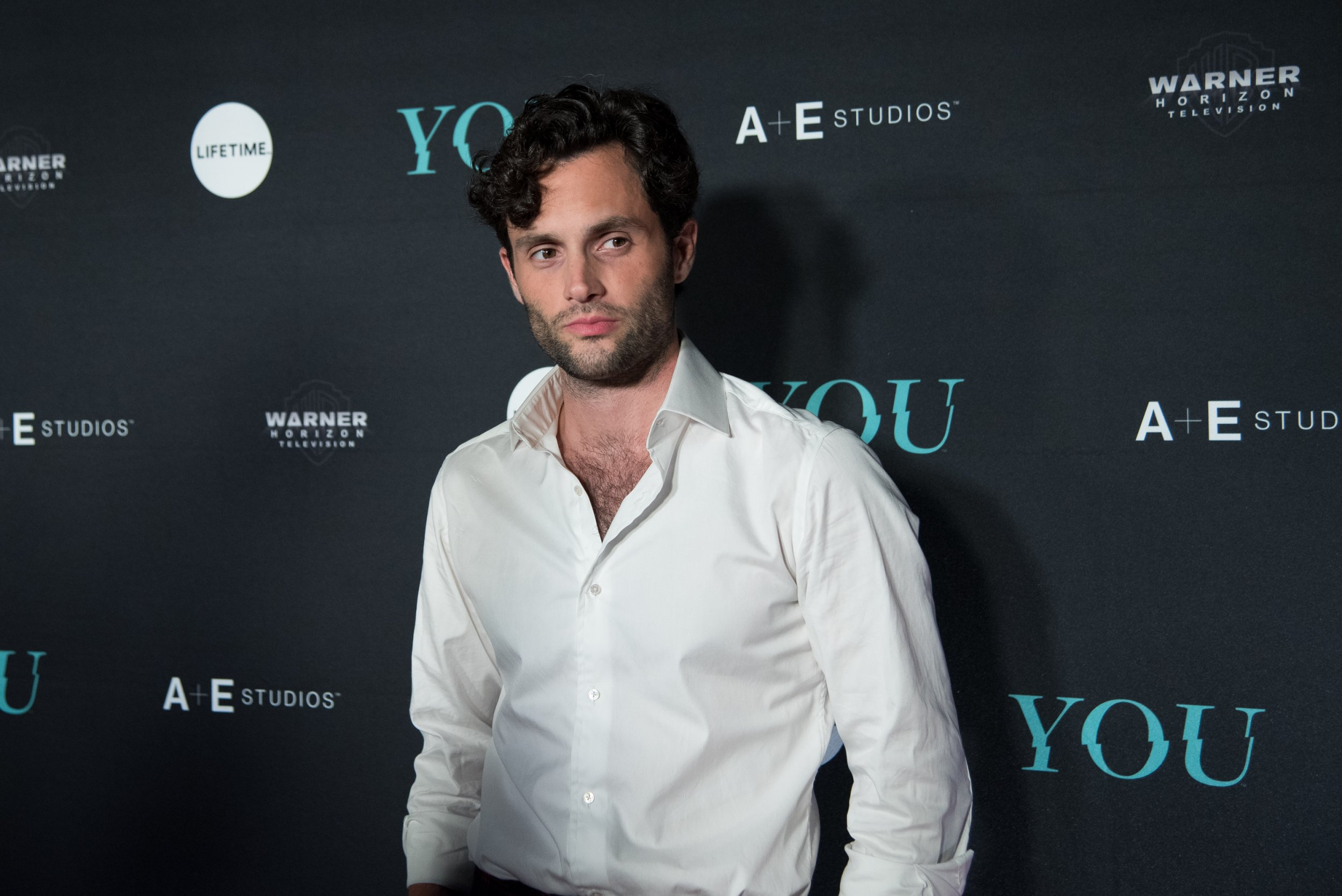 Penn Badgley Says He's Been Molested Due to 'Gossip Girl' Fame