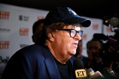 Michael Moore, Ivanka Trump, DOnamld