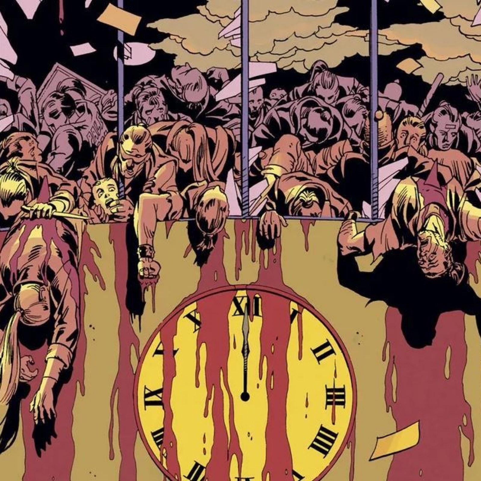 Hbo Watchmen Series Wasn T What I Imagined Says Original