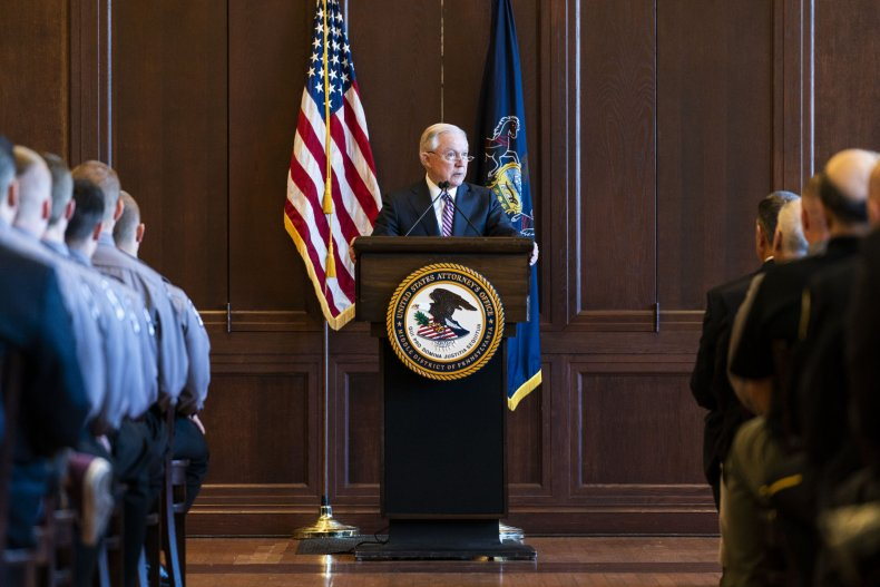 Jeff Sessions Demands Immigration Judges Show No Sympathy, Says it Does 'Violence to the Rule of Law'