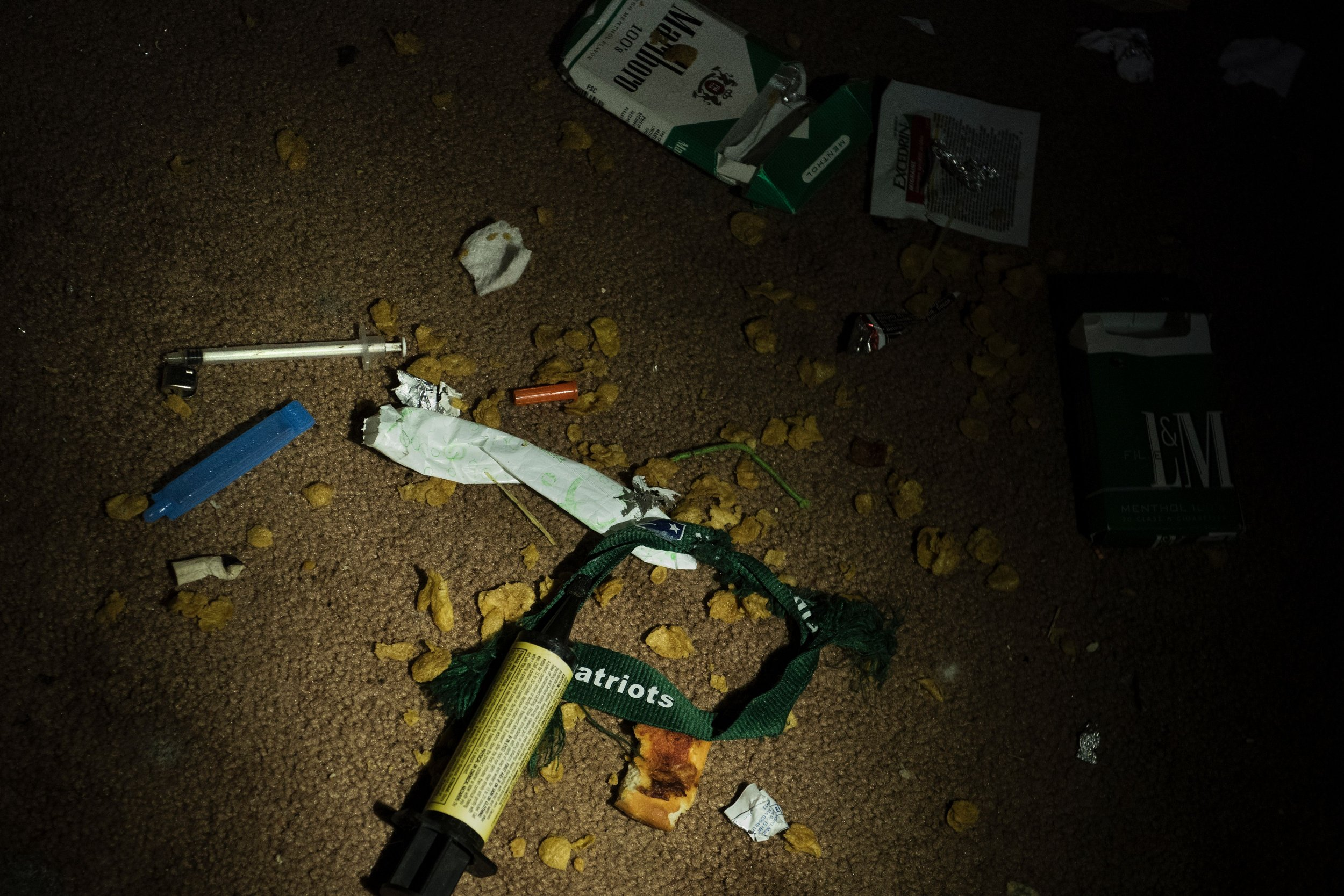 Fentanyl: The opioid epidemic that's killing America