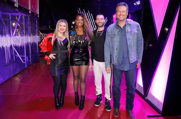 Who Are the Season 15 Coaches on 'The Voice?'