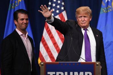Donald Trump Jr., Joe Scarborough