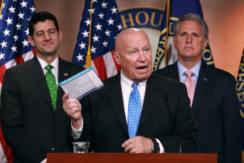 Republicans tax bill deficit