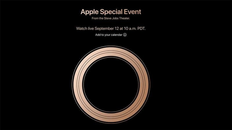 apple, event, live, blog, september, 2018, livestream, where, watch, iPhone xs, iPhone xr, Apple, Watch, 4