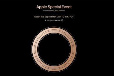 apple, event, live, blog, september, 2018,  livestream, where, watch, iPhone xs, iPhone xr, Apple, Watch, 4