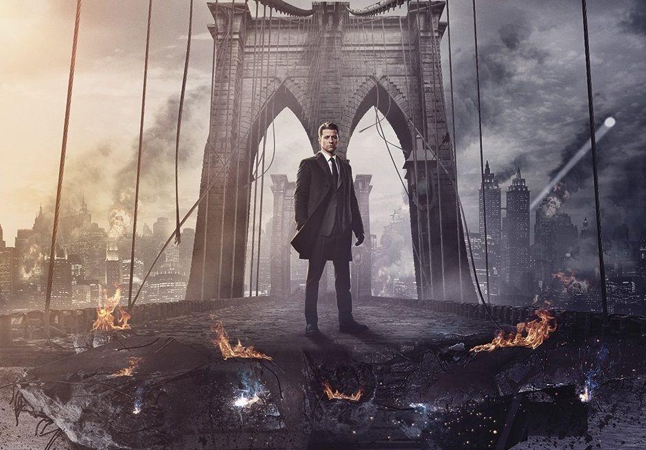 Gotham Season 5 poster