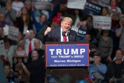 Donald Trump midwest, Republicans midterms