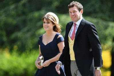 Princess Eugenie's Wedding to Jack Brooksbank Will be Weekend Long Even