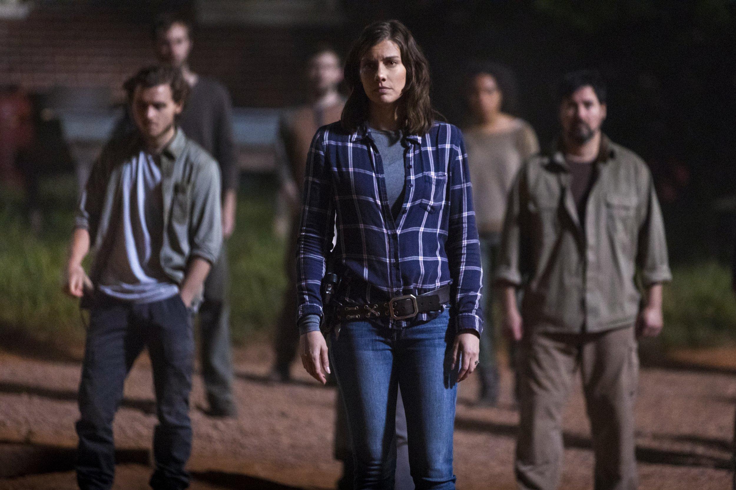 Walking Dead Maggie 9x1