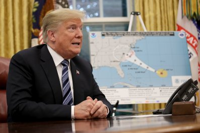 How to Tell if Donald Trump's Response to Hurricane Florence is a Success