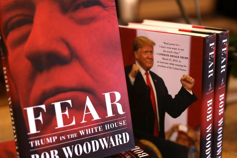 Woodard no idea trump president end