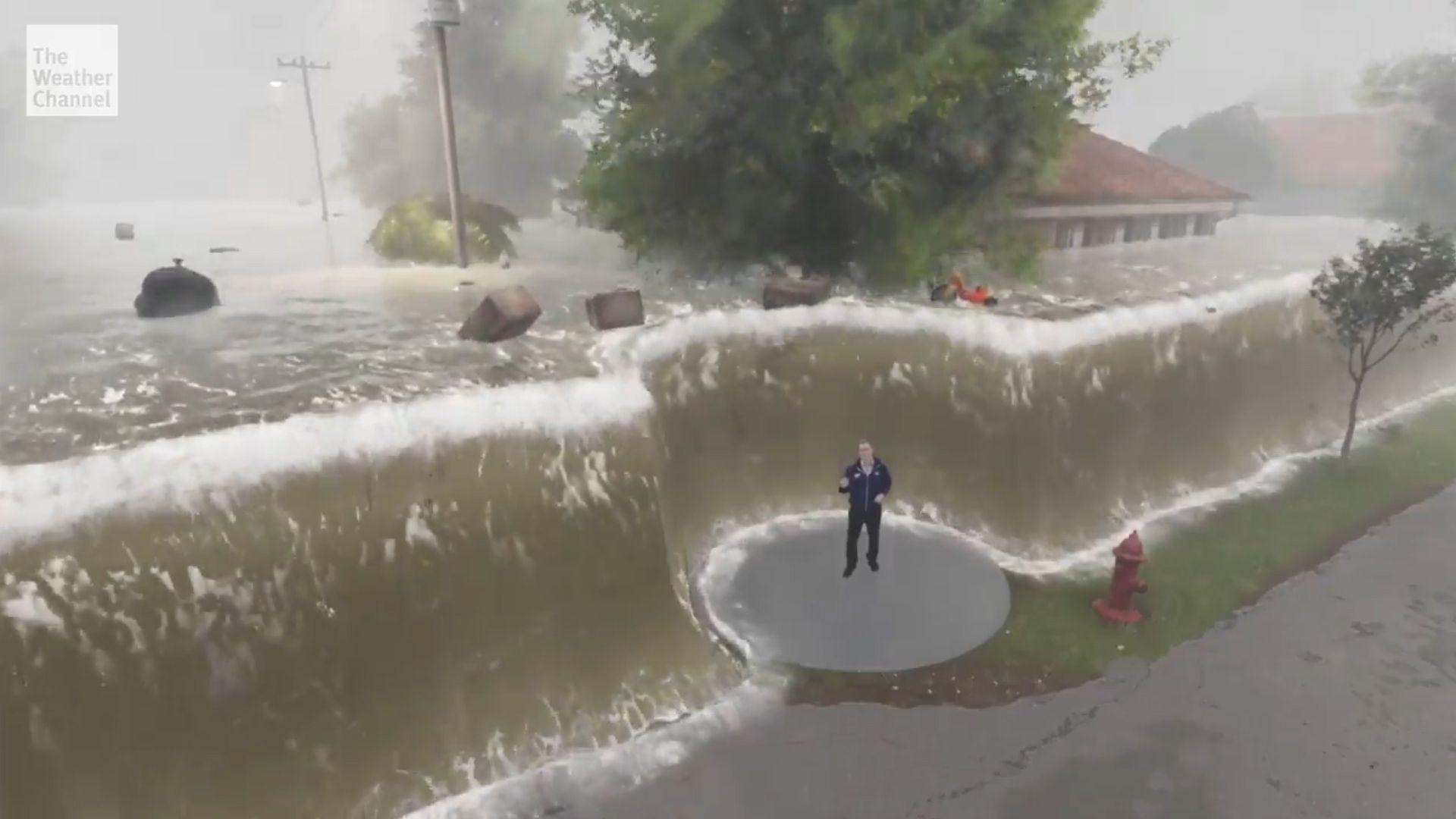 Flooding VR
