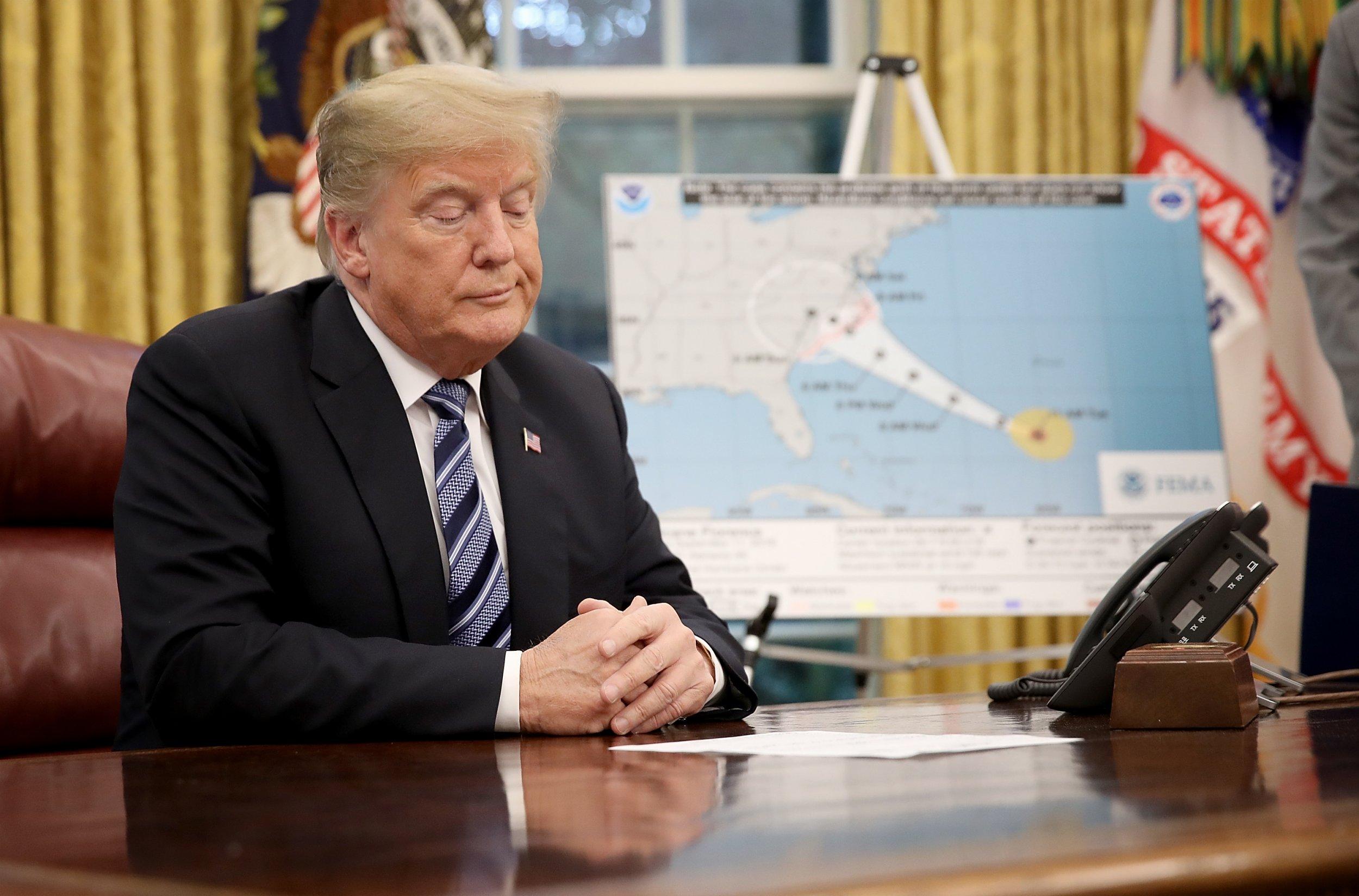 Donald Trump Democrats Rigged Puerto Rico Hurricane Maria Death Toll