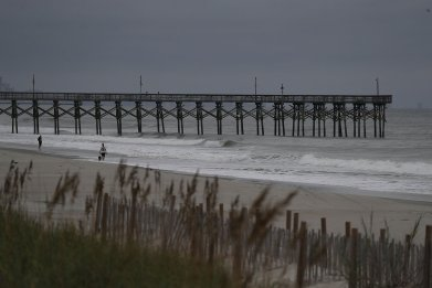 Hurricane Florence Storm Surge