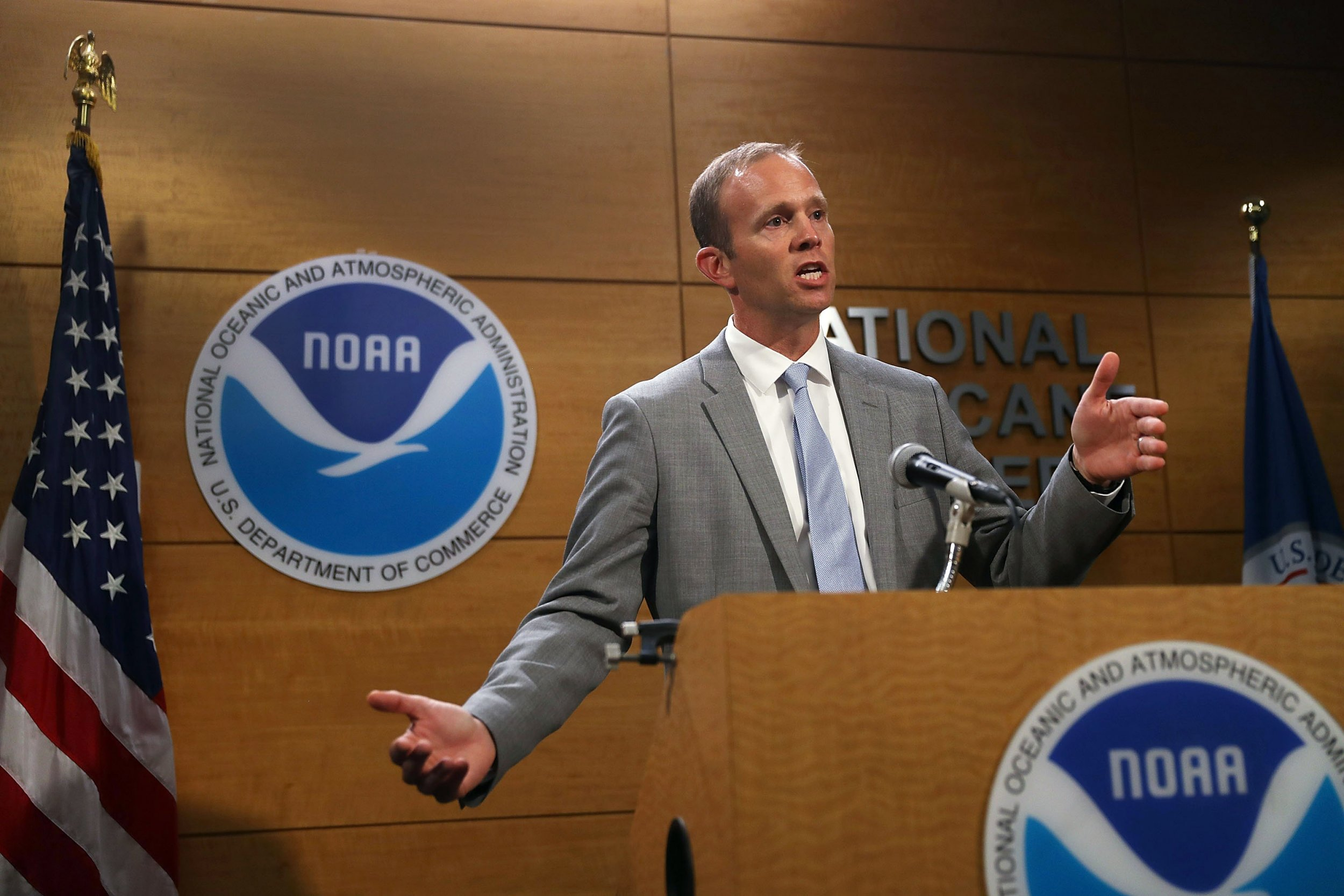 Who is Brock Long? FEMA, Hurricane florence, investigation
