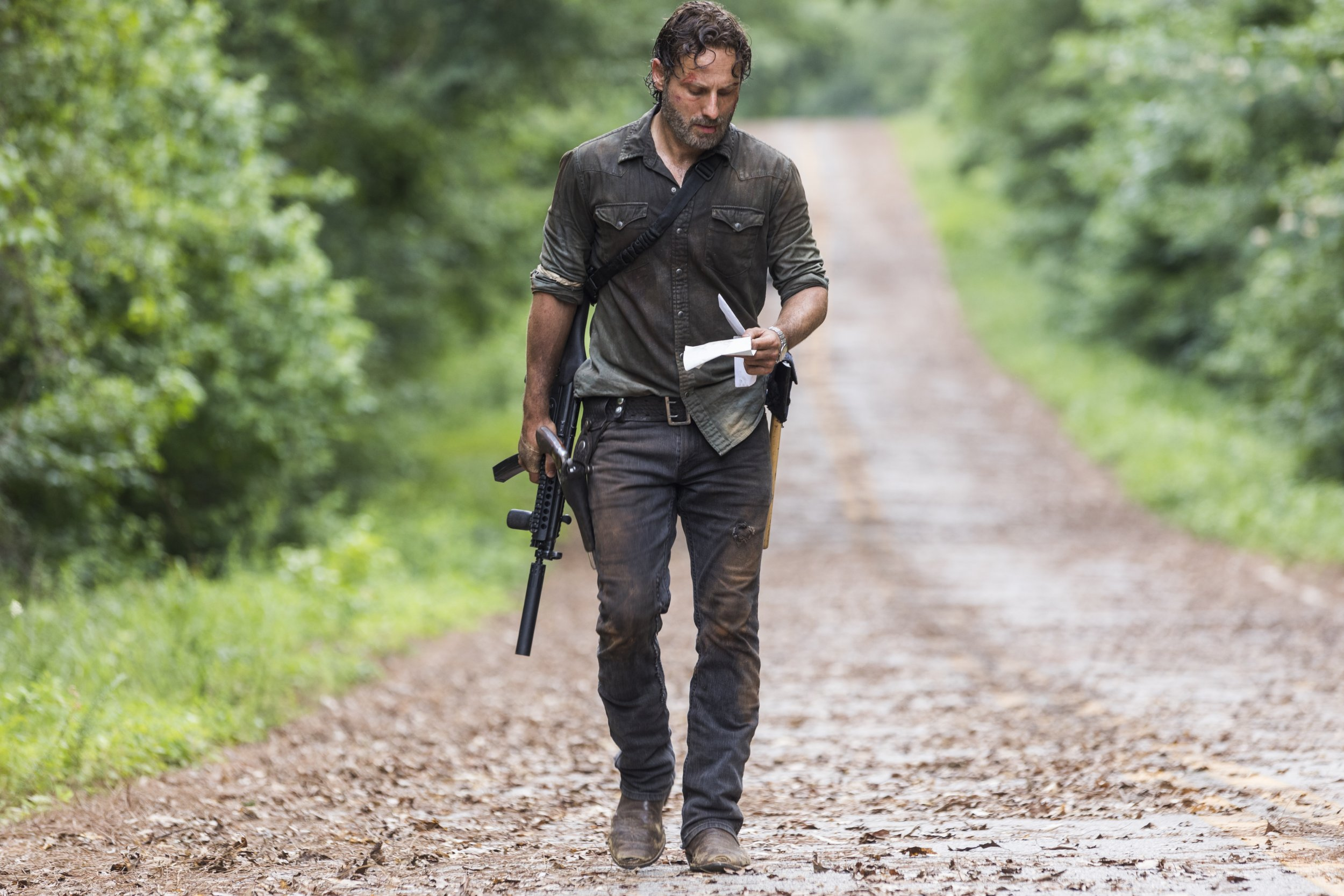 The Walking Dead Season 9 Episodes List Titles May Tease When Rick Leaves
