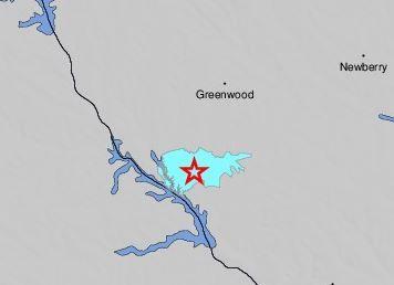 south carolina earthquake 2 6 quake hits ahead of hurricane florence