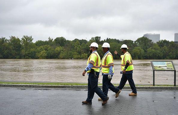 Hurricane Florence rainfall, flooding