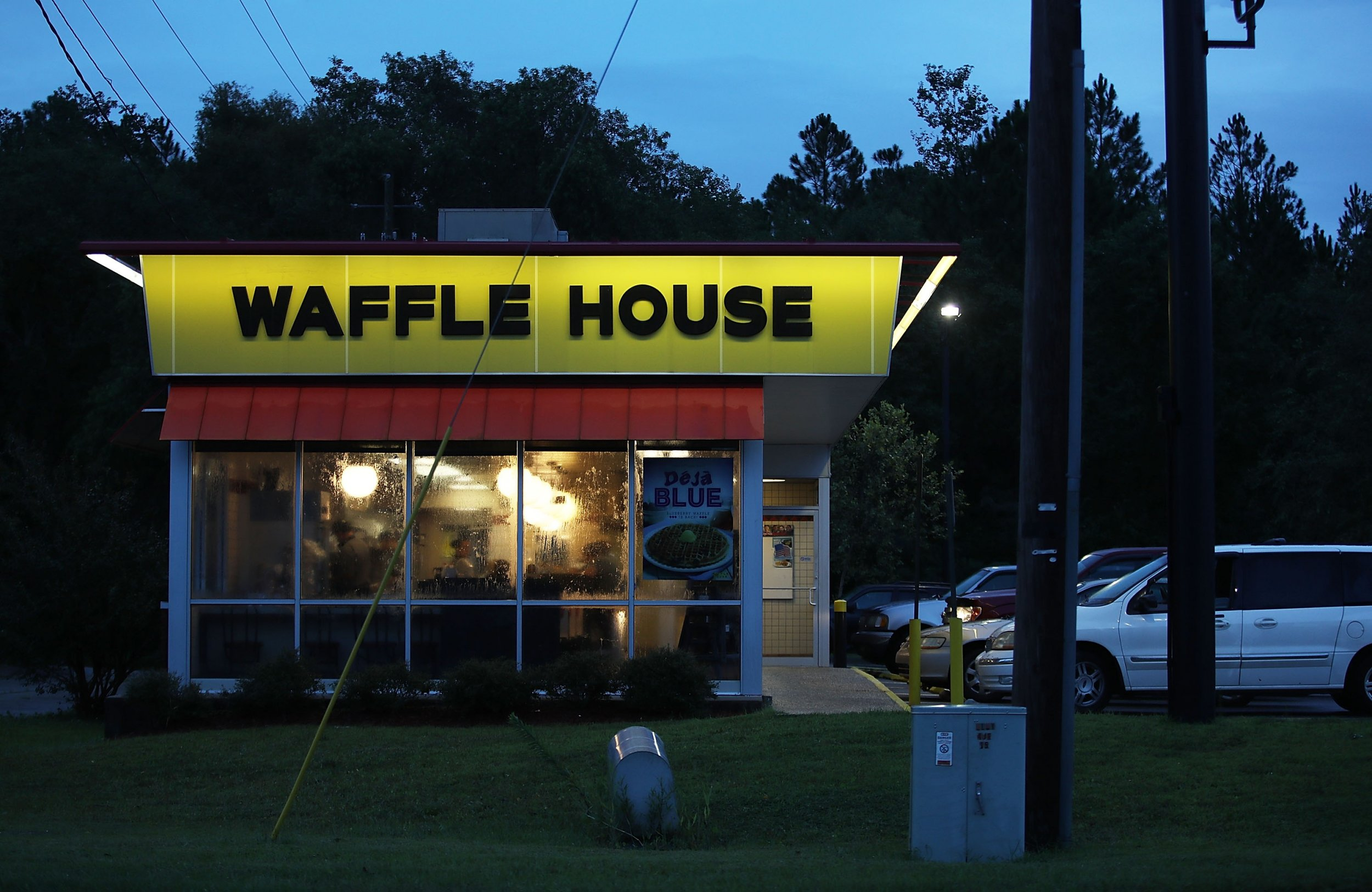 Craig Fugate Explains How The Waffle House Index Came to Be