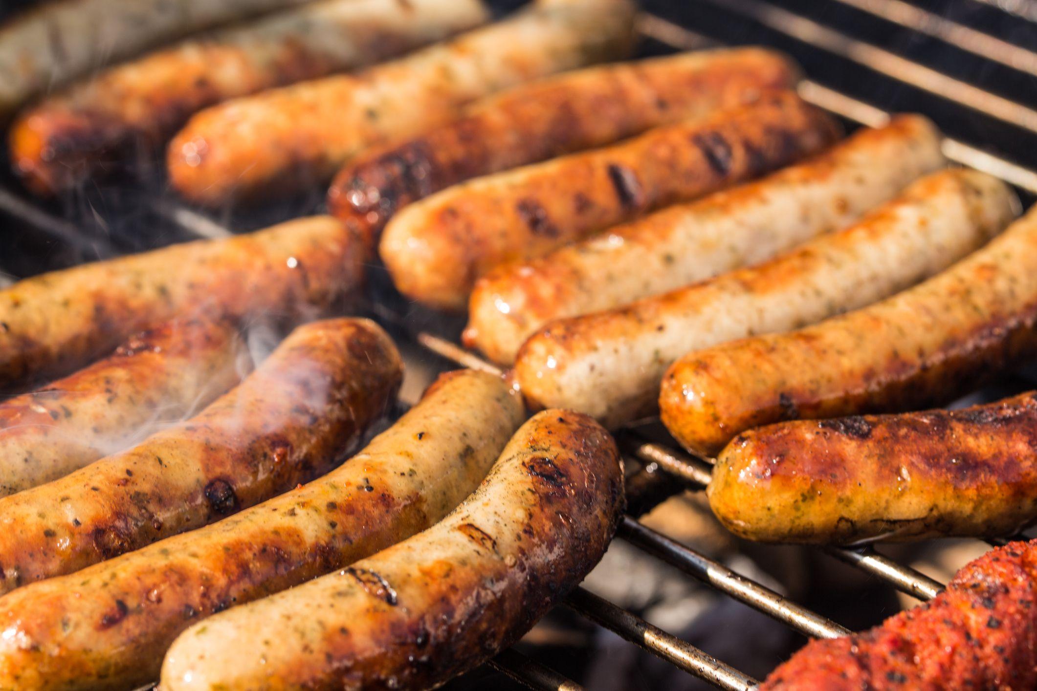 sausages-stock