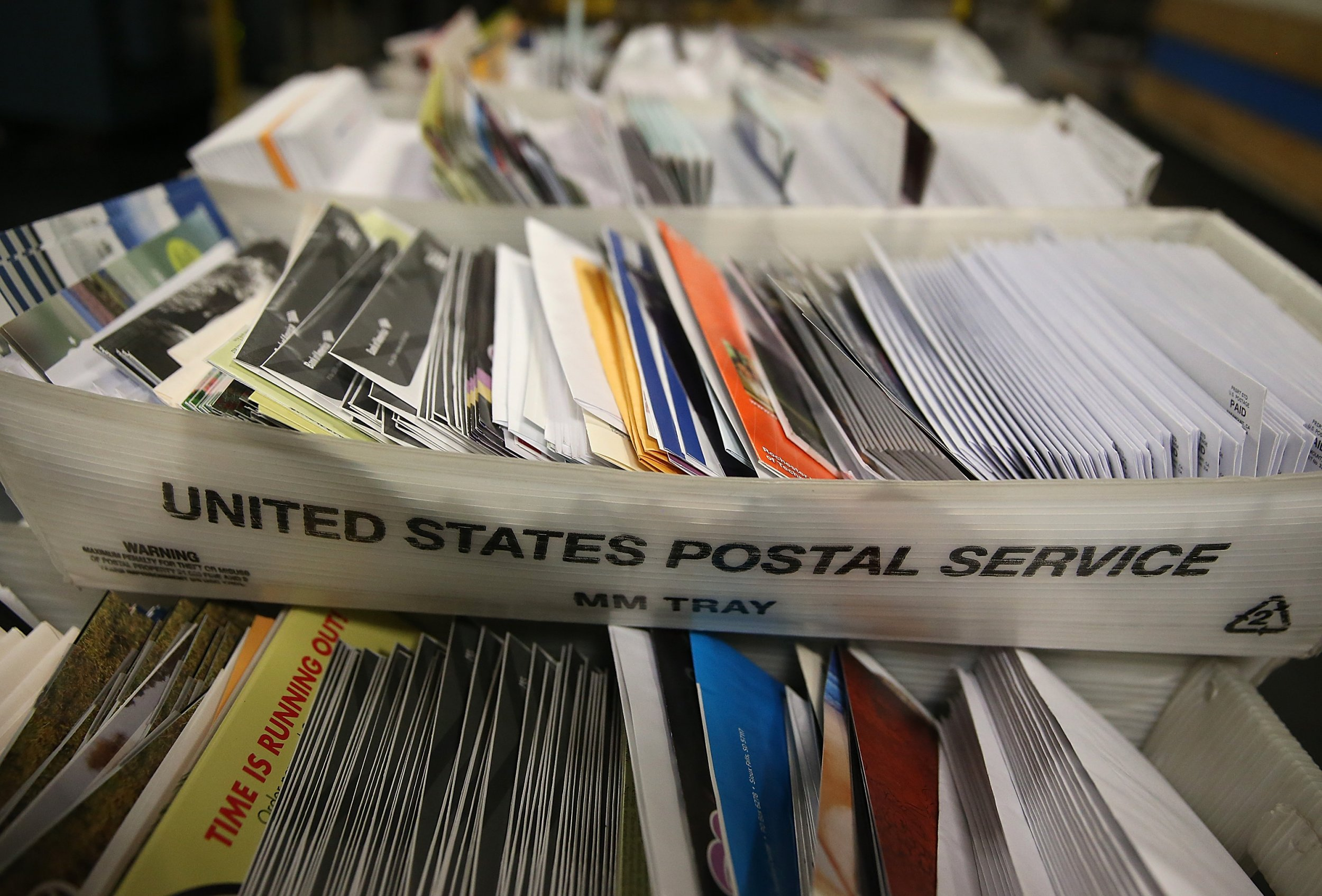 Wisconsin Postal Worker Stole Over 6000 Greeting Cards And Cash