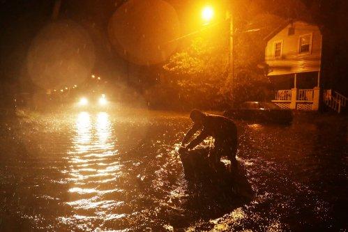 Hurricane Florence Damage So Far: Topsail Beach, New Bern