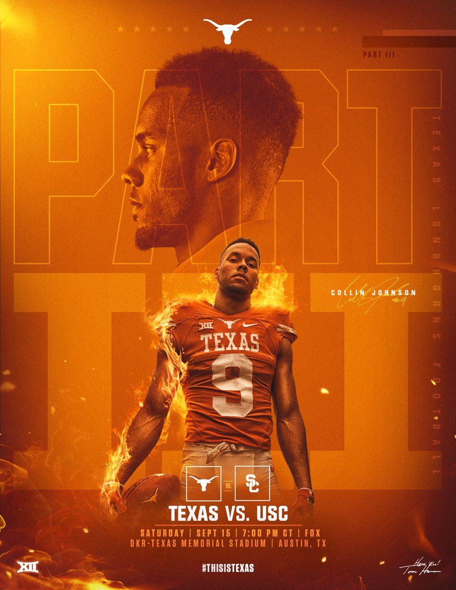 Texas vs. USC