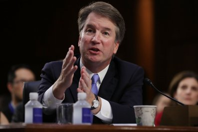 Brett Kavanaugh Denies Allegation He Forced Himself on Woman, Held Her Down, During High School Party