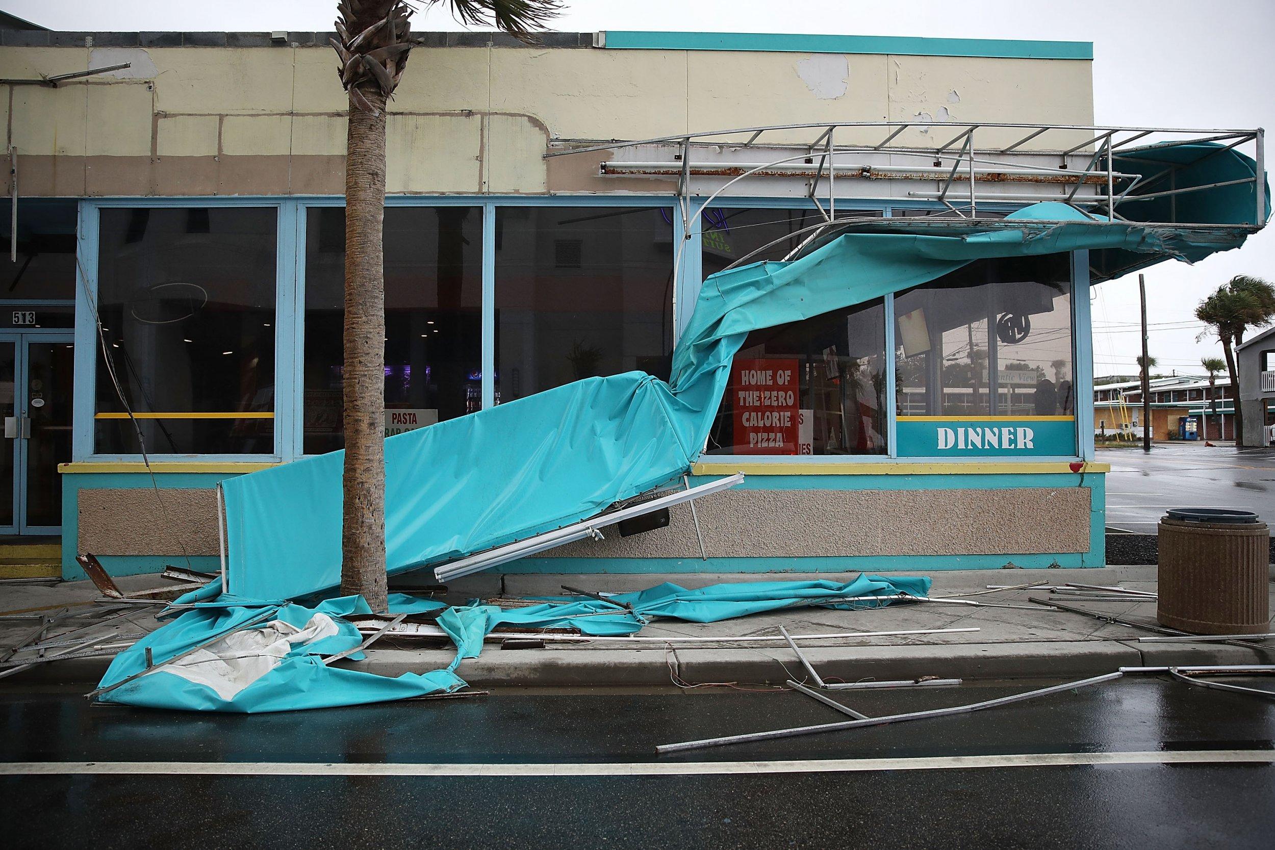 hurricane florence damages