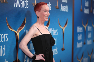 Kathy Griffin Celebrates Brett Kavanaugh sexual Misconduct Allegations, Paul Manafort Plea Deal