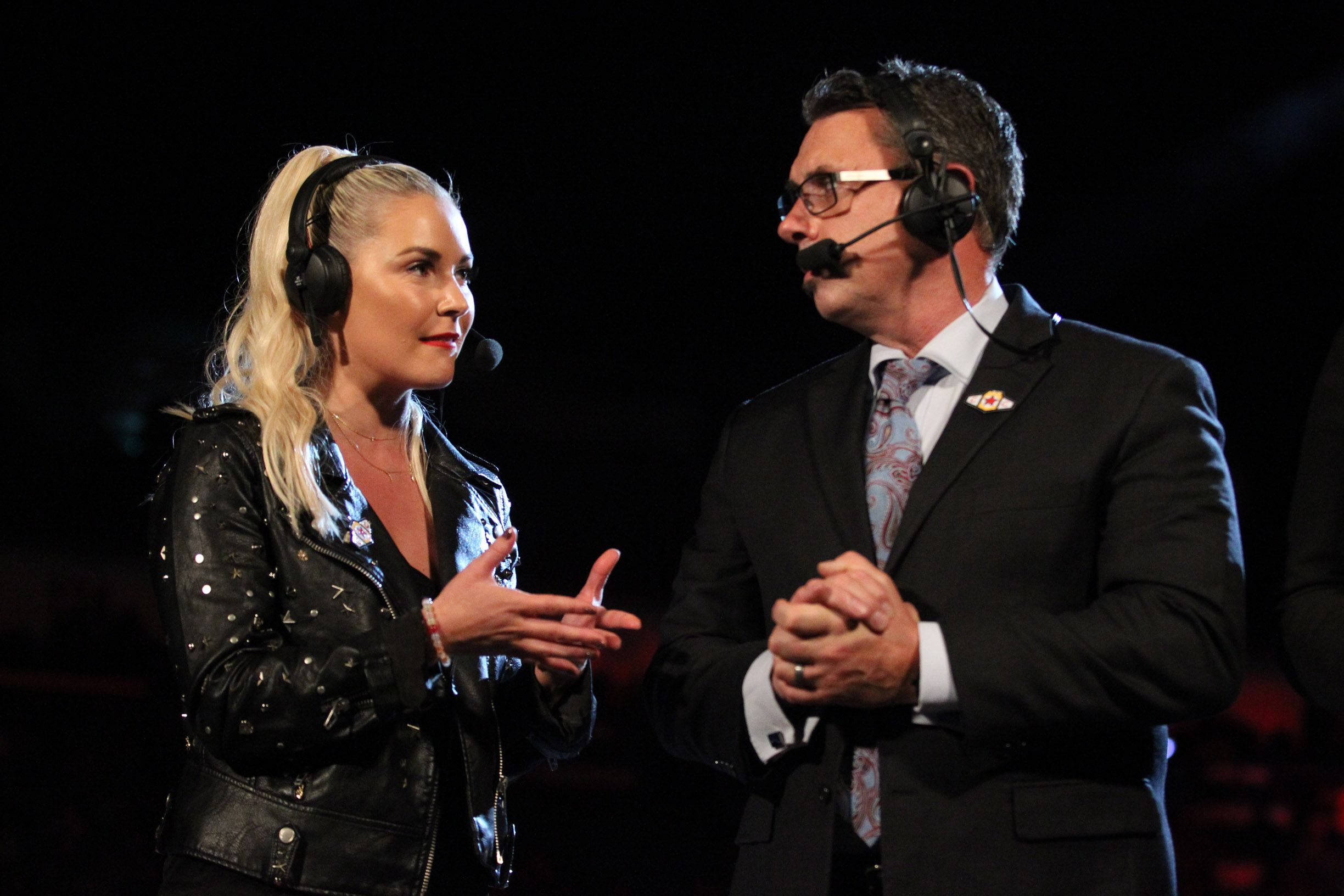 raw renee young and michael cole