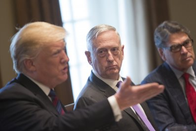 Trump is Tiring of Defense Secretary James Mattis, Thinks He is Secretly a Democrat