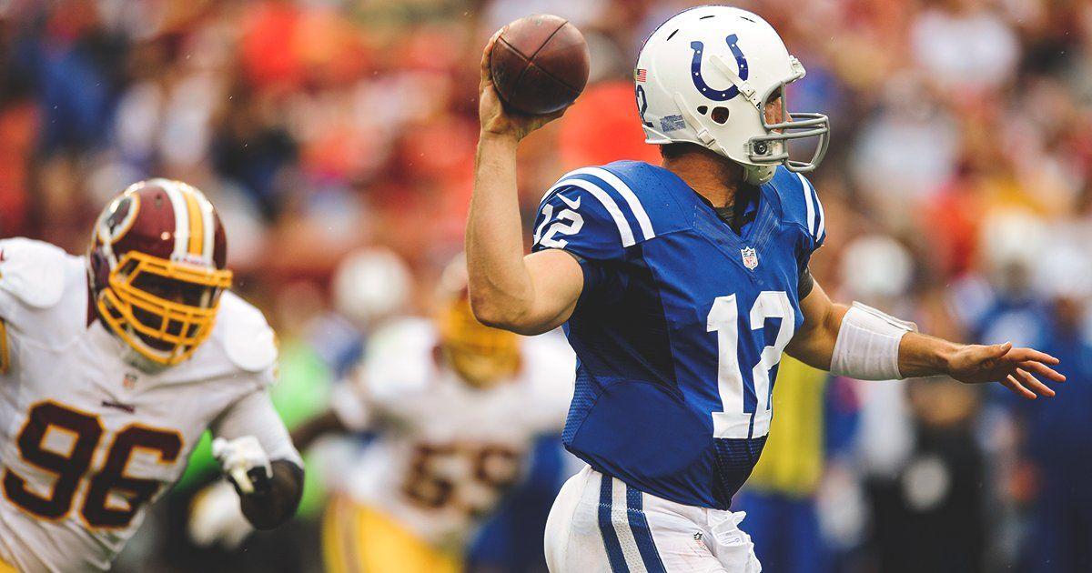 Washington Redskins, Indianapolis Colts