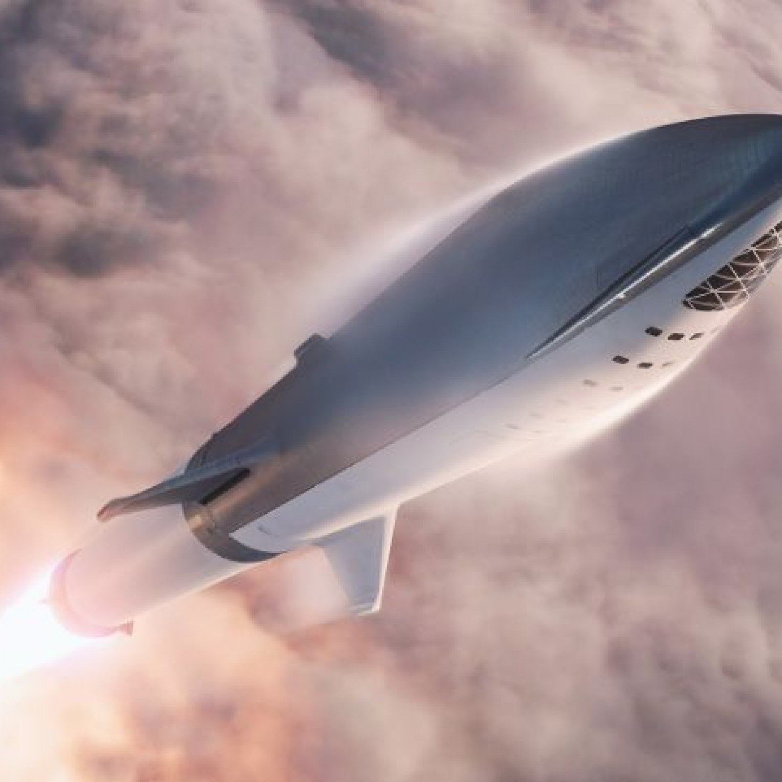 SpaceX First Lunar Passenger: Watch Private Moon Mission