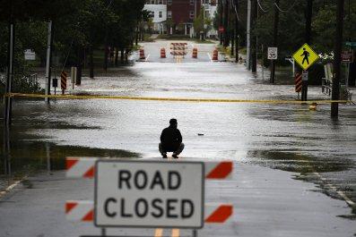 Florence Flooding North Carolina