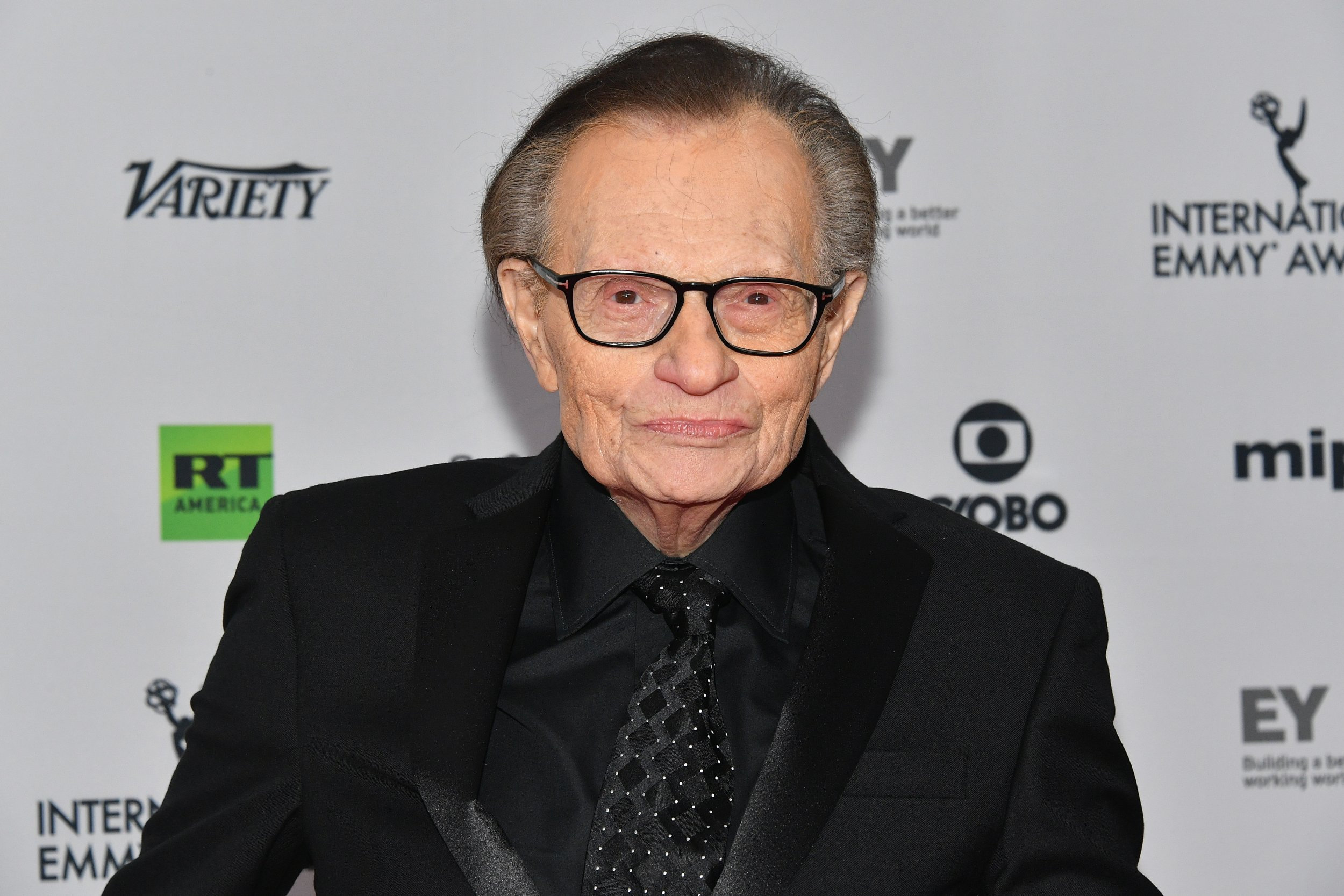 """The best quotes by Larry King: """"I never learned anything while I was talking"""""""