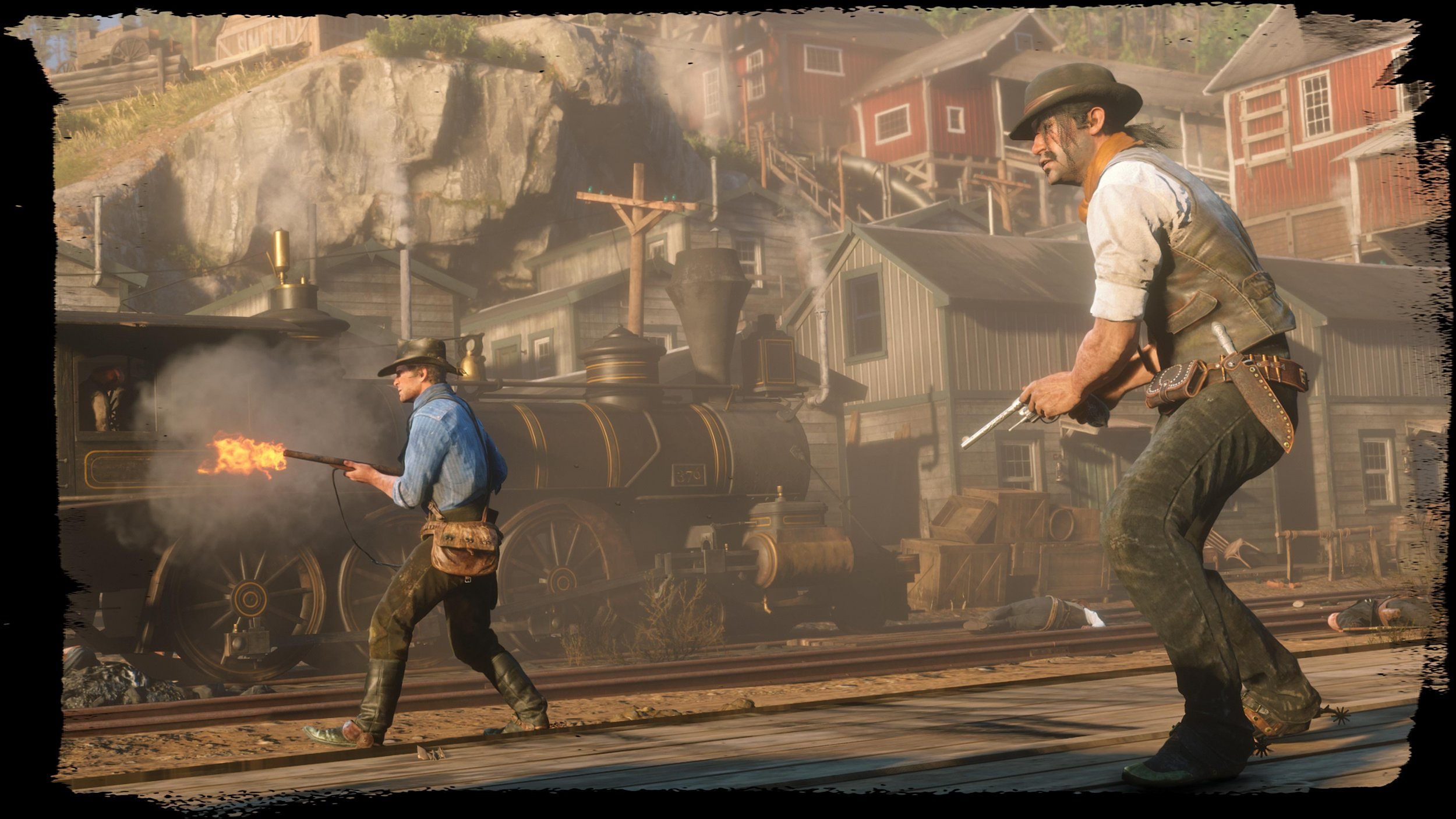 Red Dead Redemption 2 Map New Towns Revealed Across The